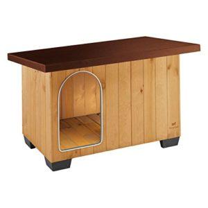 Ferplast Baita 80 Cuccia per cani in legno.jpg