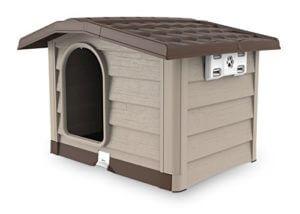 Cuccia per cani - cuccia per cani in plastica Bama.jpg