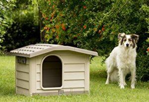 cuccia per cani in plastica Bama