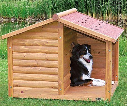 Cuccia per cani grandi in legno per cani grandi Trixie
