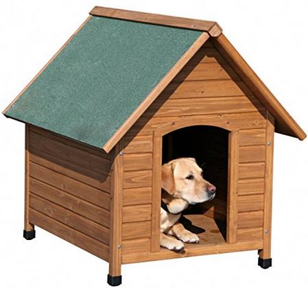cucce per cani grandi in legno XL