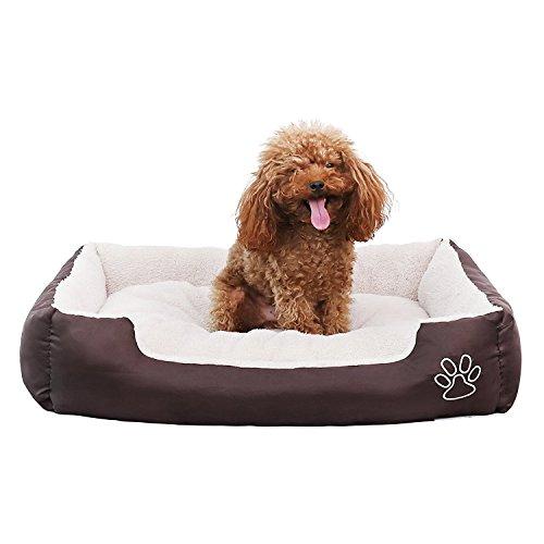 Songmics cuscino letto divano cuccia per cani da interno - Cuccia per cani interno ...