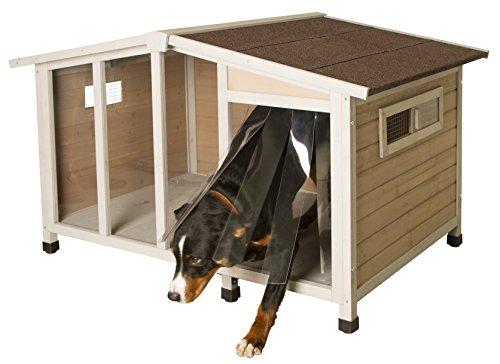 Cuccia per cani da esterno - Kerbl panoramica