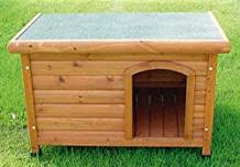 Cuccia per Cani in Legno - Croci