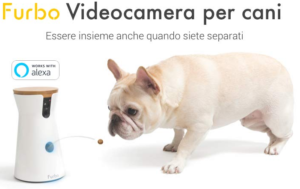 Furbo - Telecamera per cani